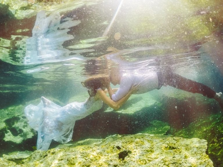 Trash The Dress em Cancún – Thais & Thiago