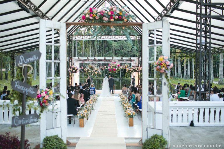 Casamento romântico na fazenda – Thais & Matheus