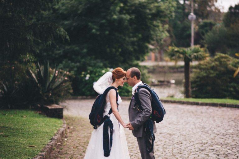 Amor nas alturas – Casamento Renata & Daiton