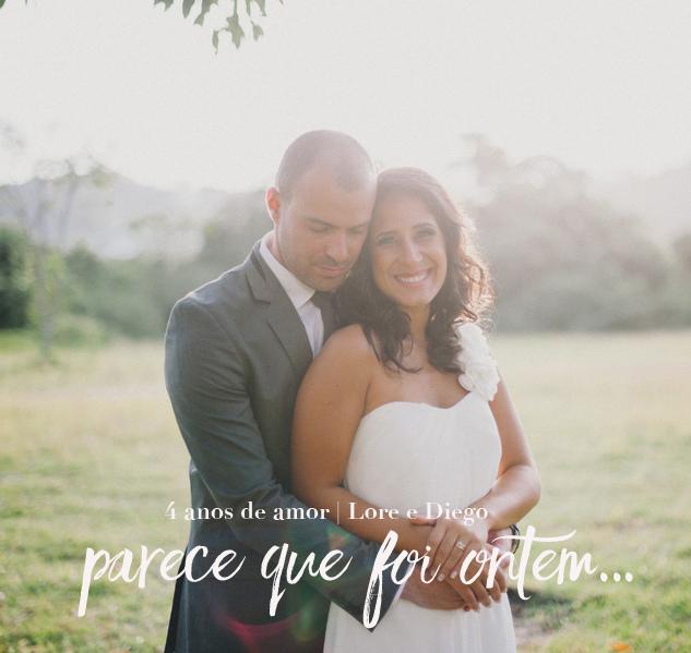 {Revivendo} 4 anos Lorena & Diego
