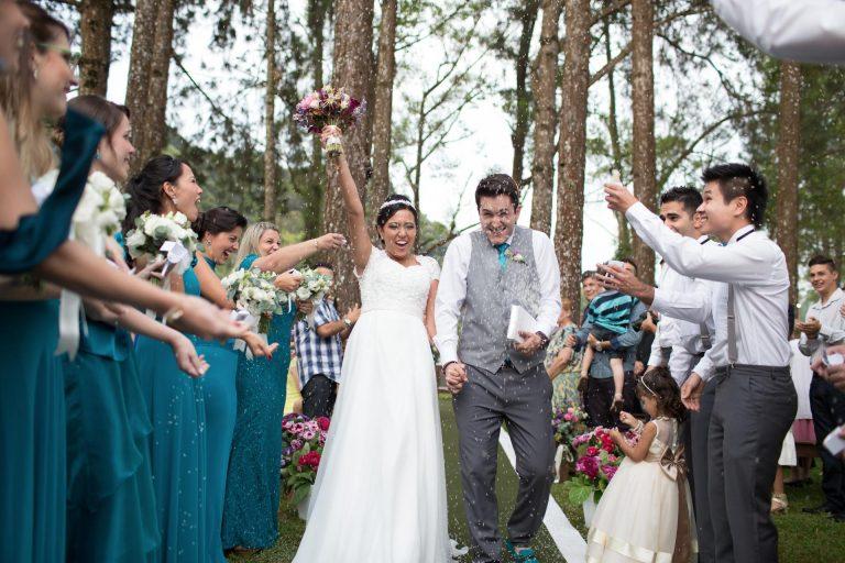 Realização de um sonho – Casamento Thati & Renato