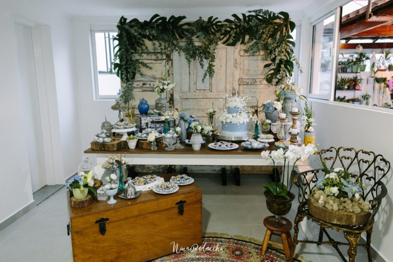 Mini Wedding em Casa – Vivian & Rafael