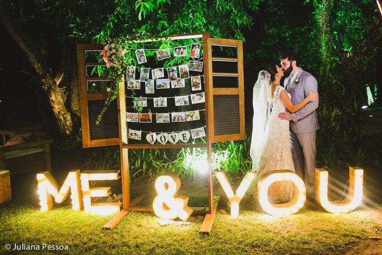 Casamento Encantado no Rio de Janeiro – Analu & Gomes