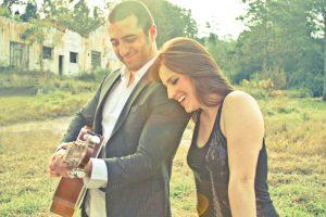 Bianca e Daniel Prado