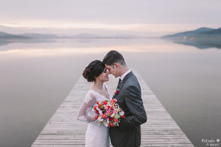 Casamento Romântico em Santa Catarina – Thaline & Luiz