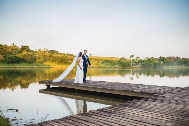 Casamento no lago – Verônica & Fabio