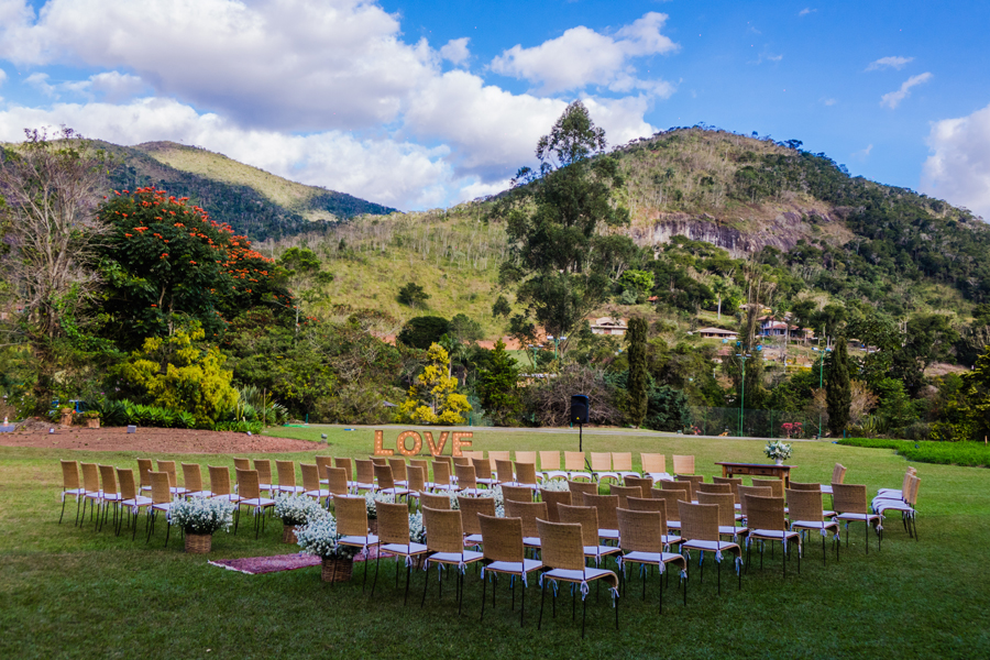 Casamento Romântico na Serra – Manu & André