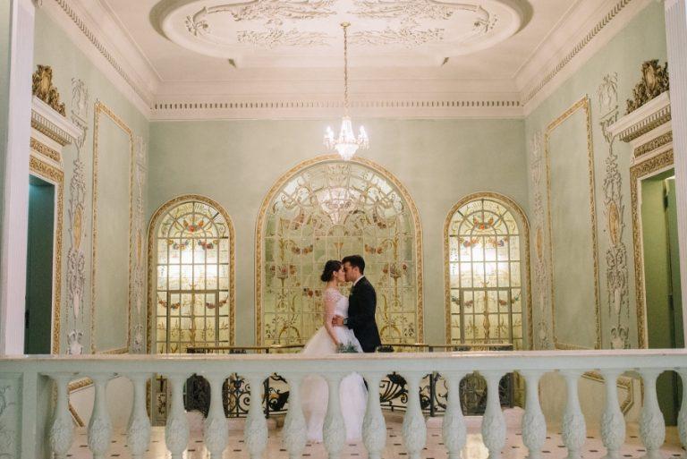 Casamento Clássico-Contemporâneo – Paula & Lucas