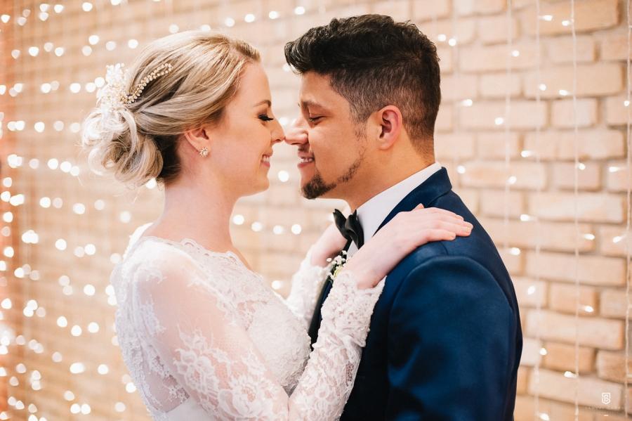 Casamento Romântico Mônica & Bruno