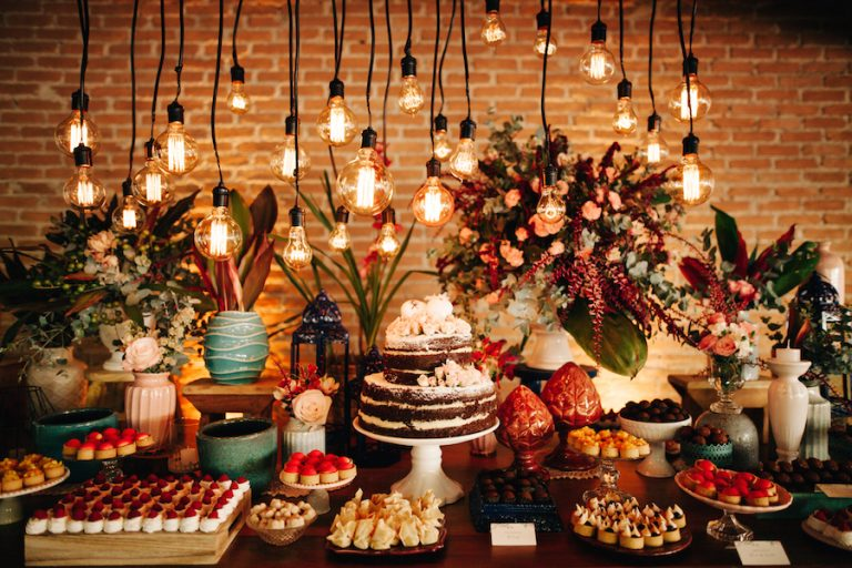 Casamento Leve no Campo – Aline & Tadashi