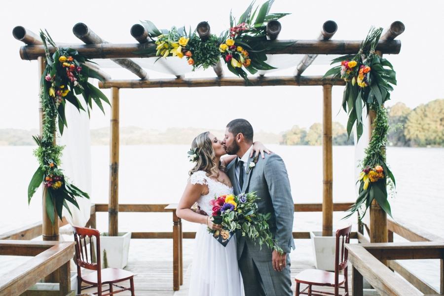 Casamento Rústico Colorido – Raquel & Rafael