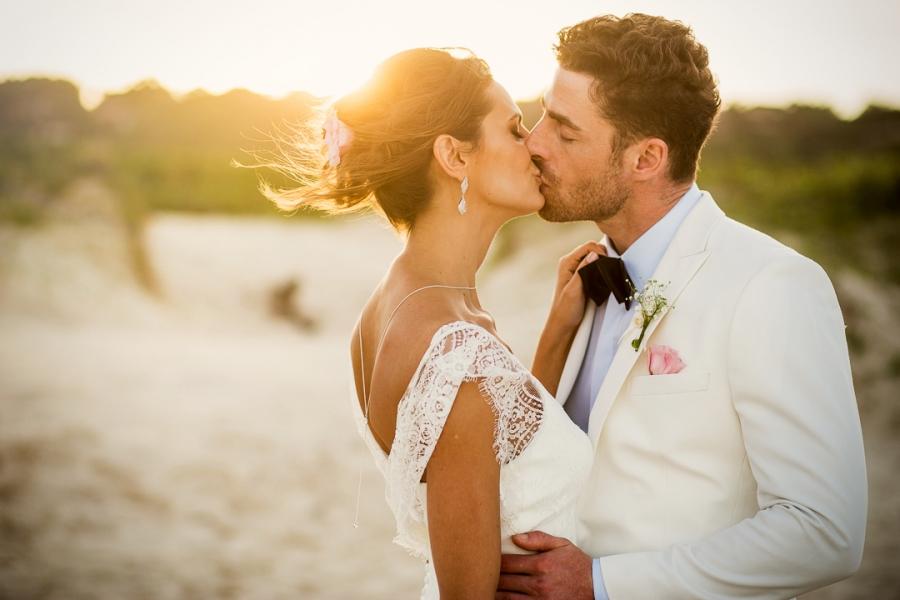 Casamento pé na areia na Praia do Rosa – Camila & Marc