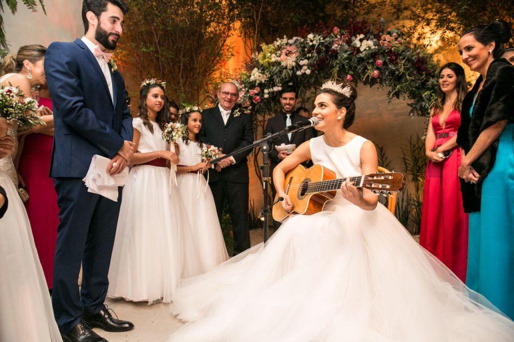 Casamento Rústico-Chique com Noiva Princesa – Clarice & Pedro