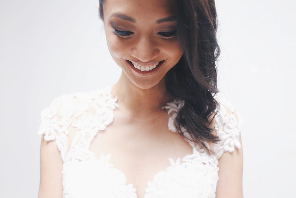 Dicas de maquiagem e cabelo para noivas orientais