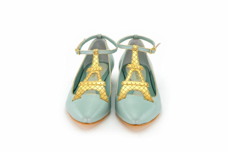 """Lançamento da coleção de calçados """"Serei seu Par"""" – Pó de Arroz"""