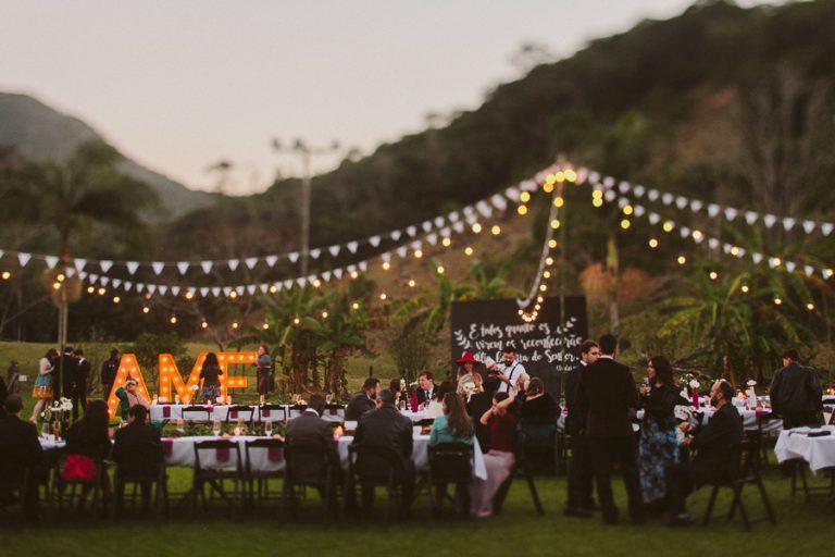 Casamento Boho (encantador) Estilo Americano – Carinna & Erick
