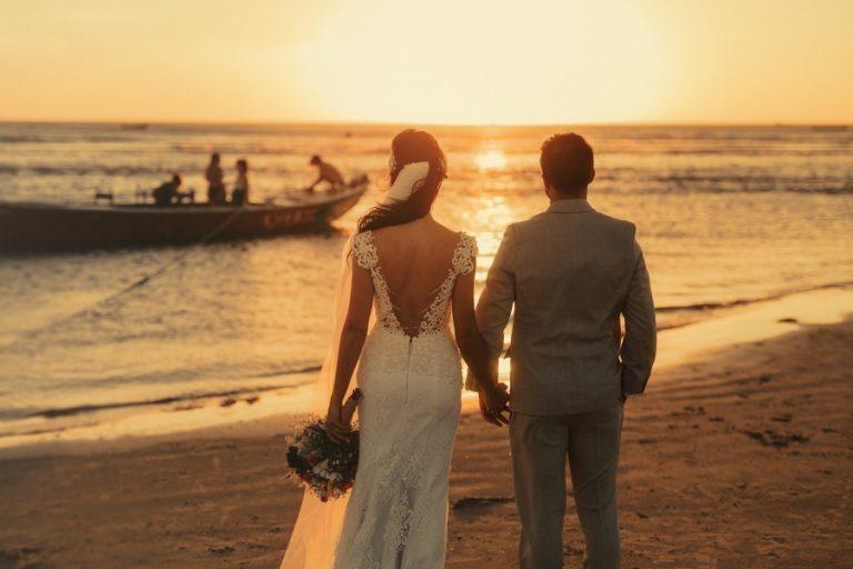 Casamento na praia de Jericoacoara – Najara & Denilson
