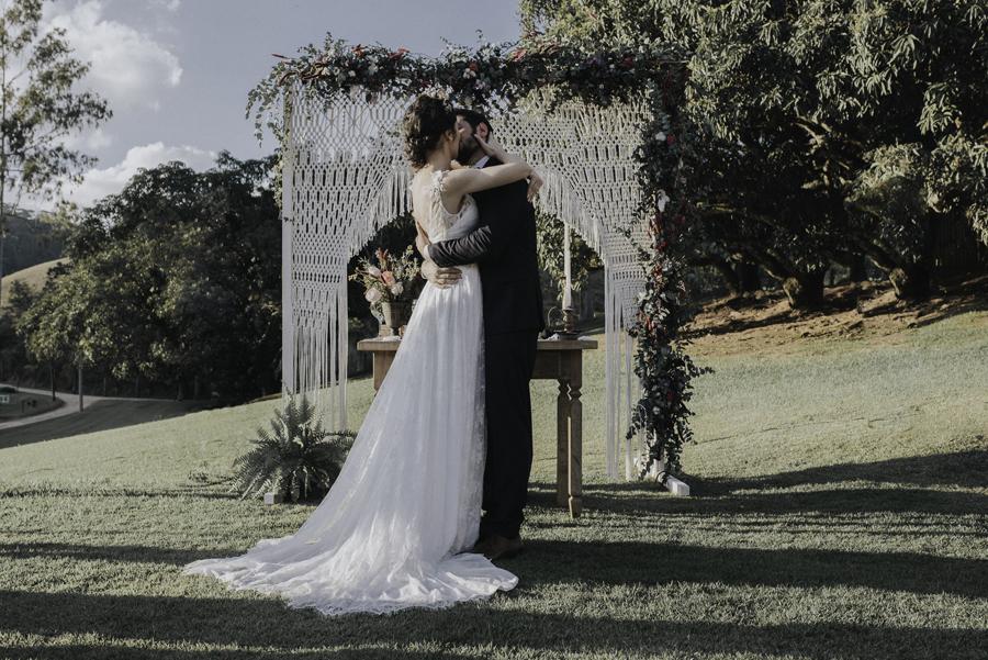 Casamento Boho-Folk DIY – Priscila & Felipe