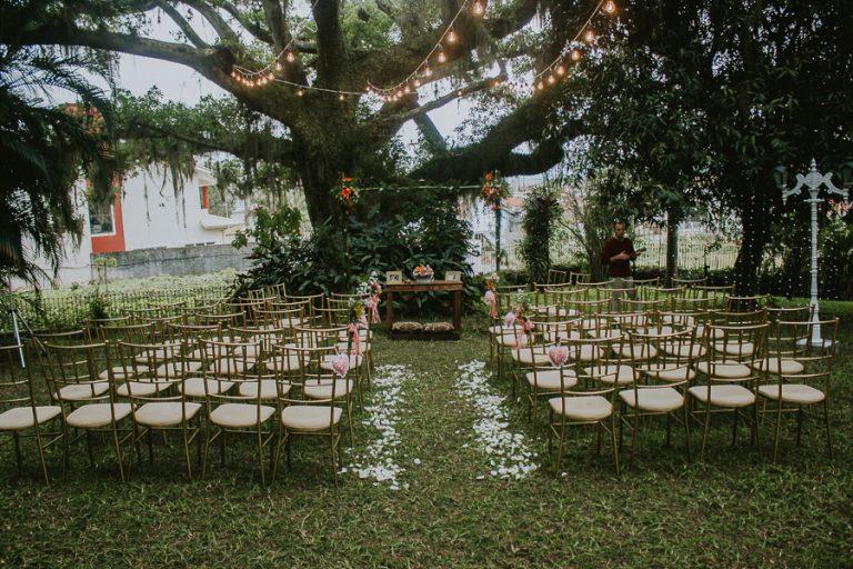 Mini-Wedding no Sítio da Família – Angel & Felipe