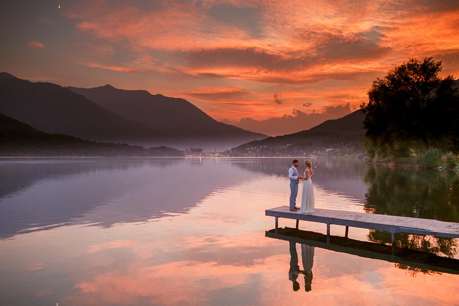 Casamento Italiano na beira do Lago di Mergozzo – Patricia & Felipe