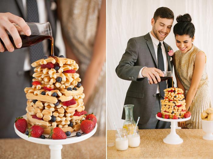 brunch de casamento