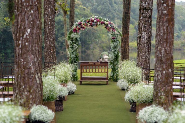 Casamento Lindo no Bosque – Gabi & Vitor