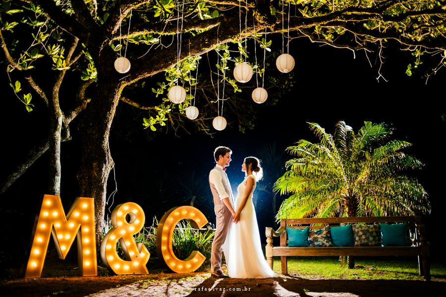 Casamento encantado em Toque-Toque Pequeno – Mariana & Caio