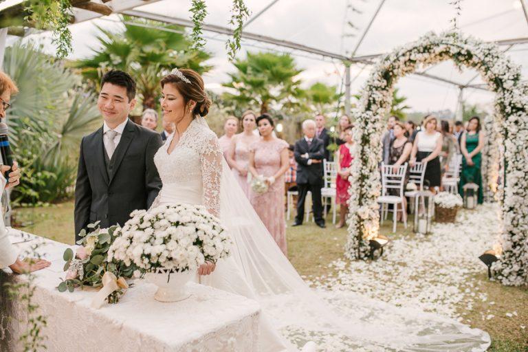 Casamento Florido – Patrícia & Marcos