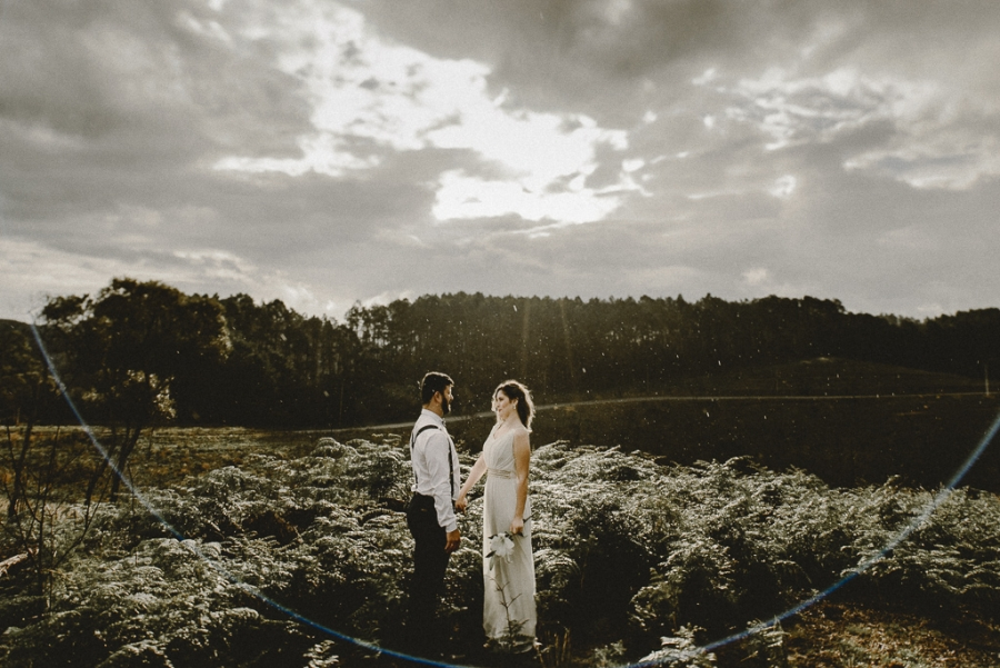 Elopement Wedding Emocionante – Talita & Thiago