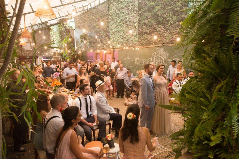Casamento com estilo Shabby Chic – Tâmara & André
