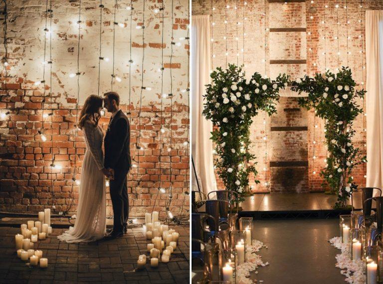 Estilo Industrial para Casamentos