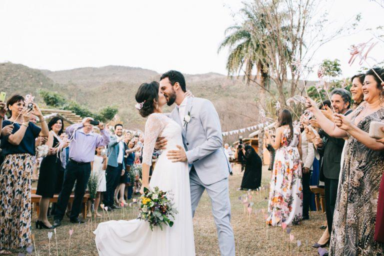 Casamento envolvente e emocionante – Marina & Marcus