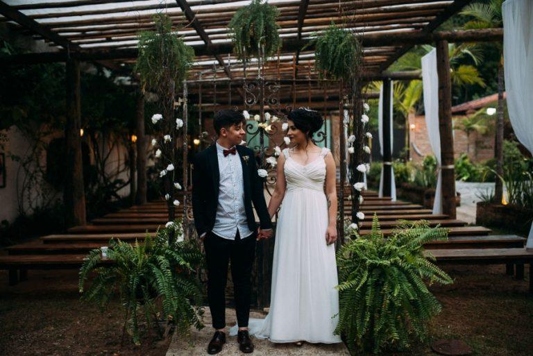 Casamento no Casarão La Villa – Suellen & Patrick