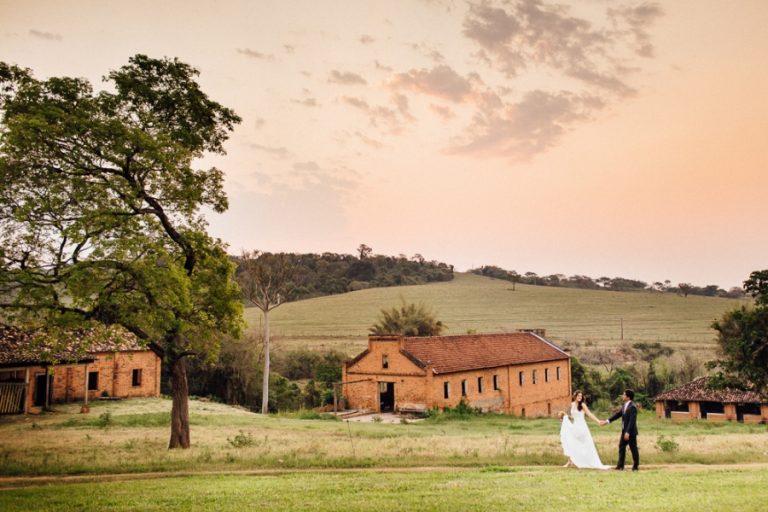 Casamento emocionante feito pelos noivos – Carol & Tato