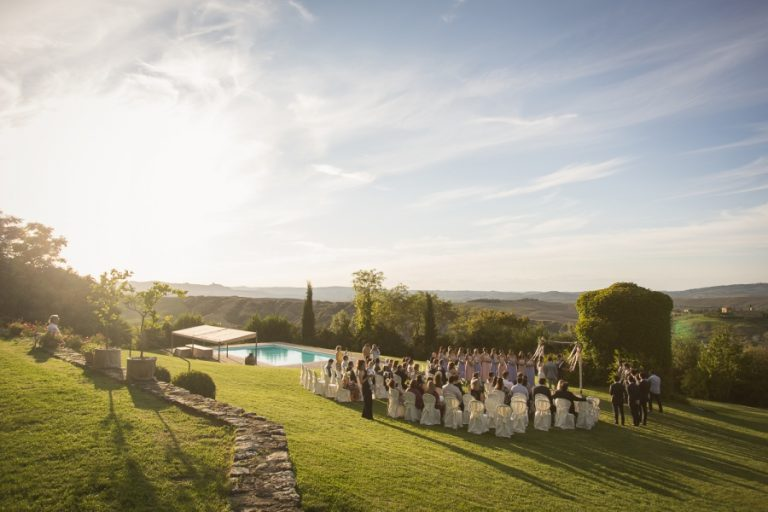 Destination Wedding na Toscana – Fernanda & Rafael