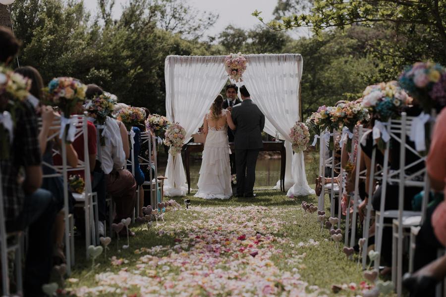 Casamento Vintage-Romântico cheio de encanto – Renata & Anderson