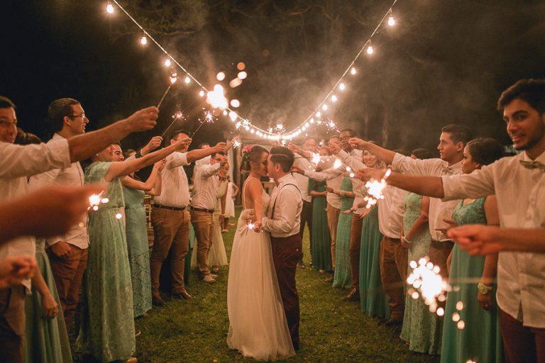 Casamento Rústico e Descontraído no Campo – Camila & Alexandre