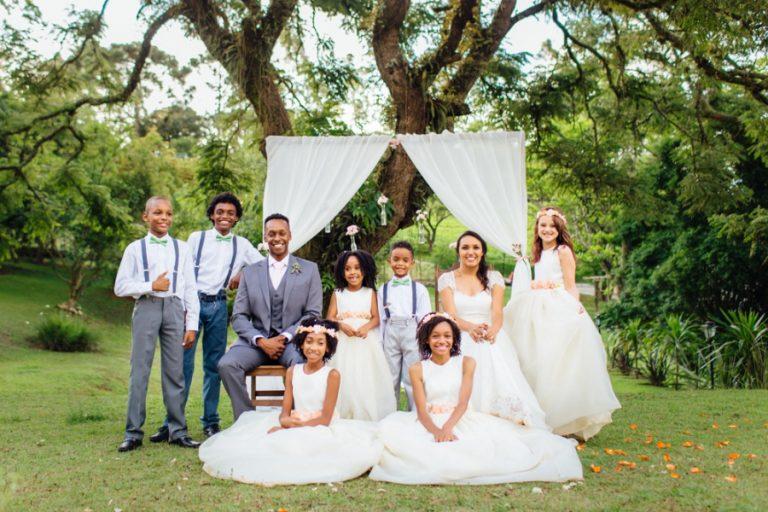Casamento sob a árvore – Paula & Mailson