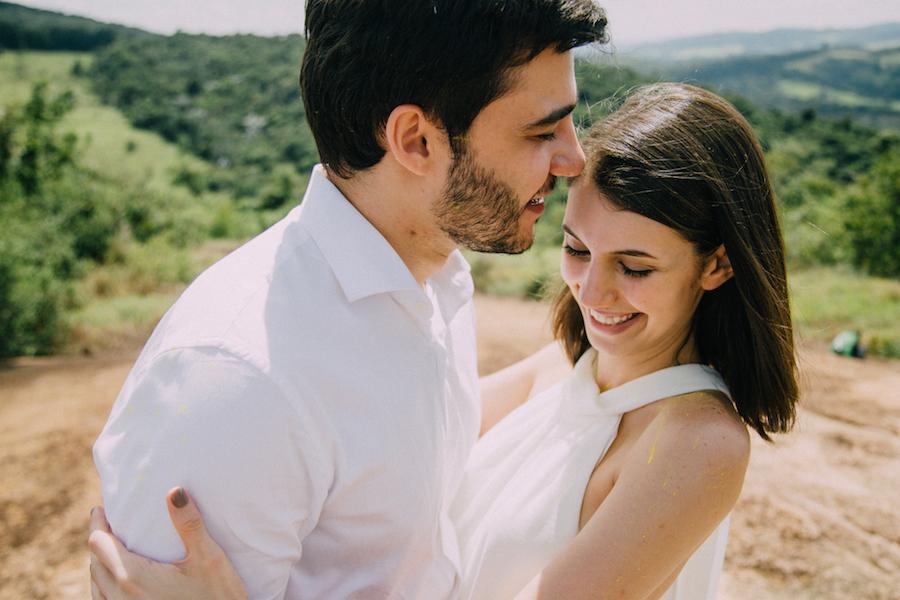 {Ensaio pós-casamento} Bodas de Beijinho Marina & Filipe