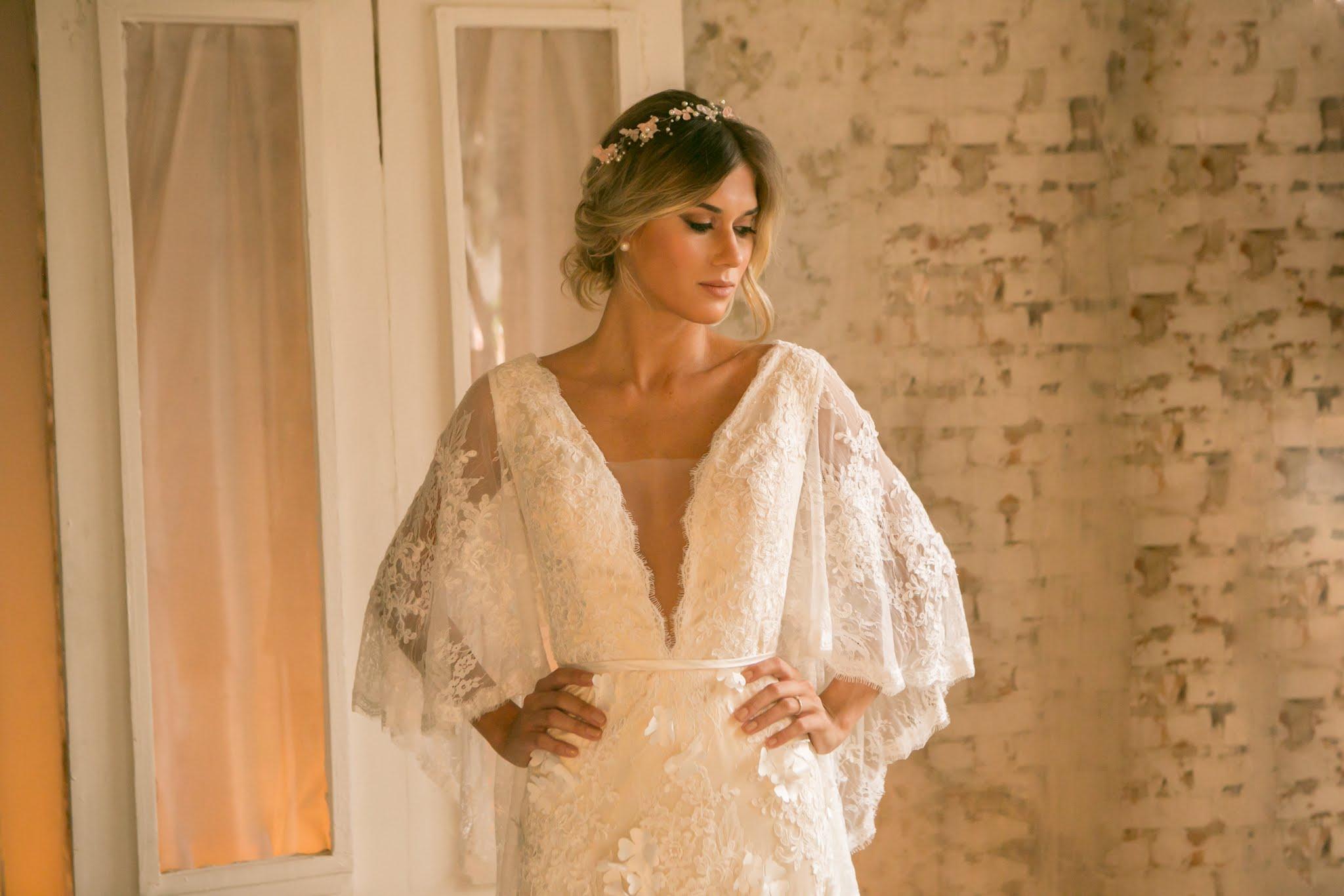 33aca4393 Vestido de noiva ideal para cada corpo - como escolher