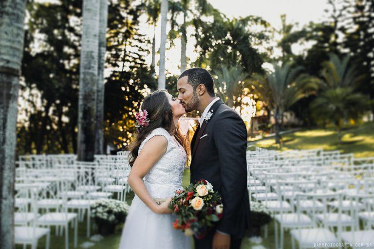 Casamento ao ar livre no Espírito Santo – Aline & Gustavo