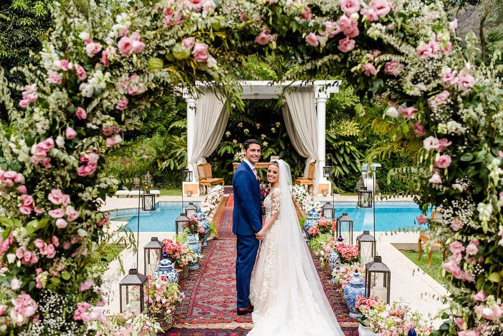 O Jardim Encantado da Alexandra & Leonardo