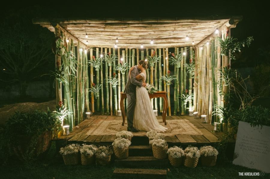 Casamento Leve e Abençoado no RJ – Ana Luise & Murillo