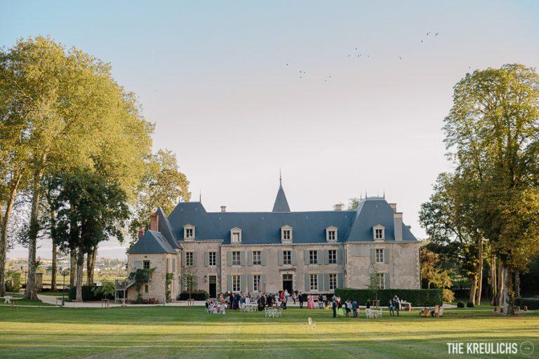 Casamento em um Castelo na França – Amanda & Dany