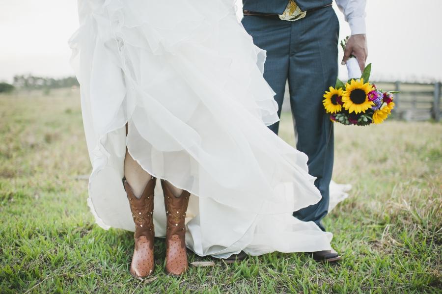Casamento Country com muitos detalhes – Elaine & Carlos