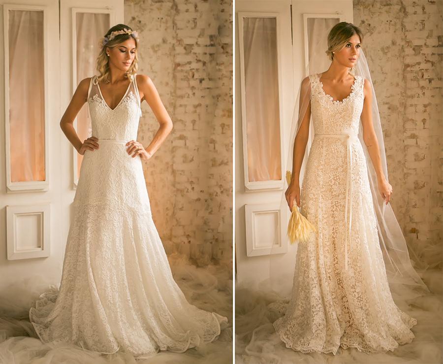 9eac45c2b Vestido de noiva ideal para cada corpo - como escolher