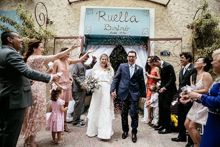 Mini Wedding romântico com surpresa do noivo – Renata & Rodrigo