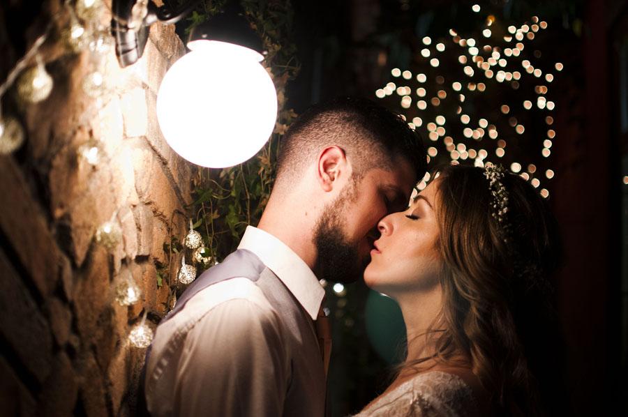 Casamento aconchegante no Espaço Quintal – Danielle & Tchello