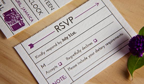 {Dicas Úteis} A importância do R.S.V.P. para a festa de casamento