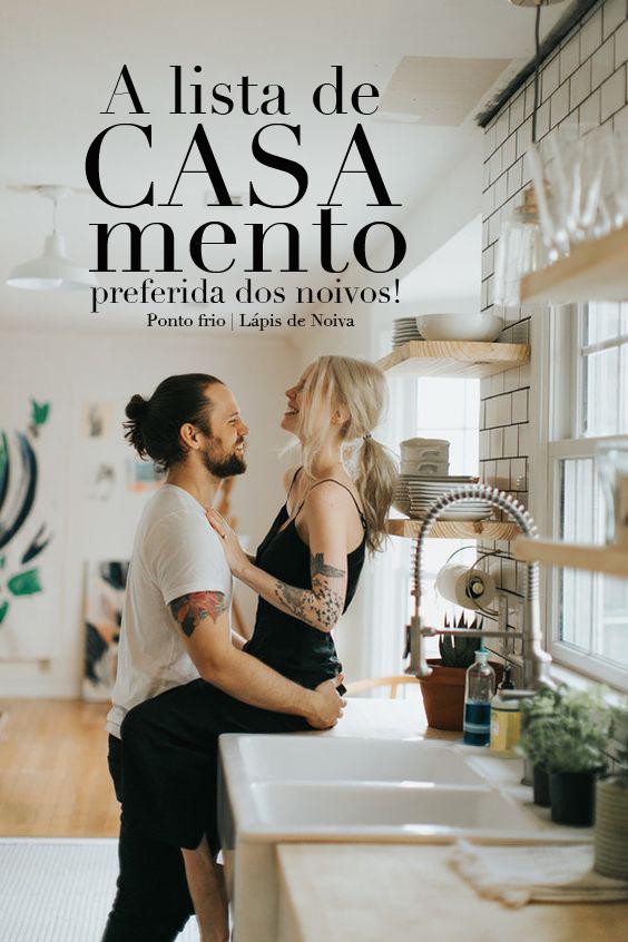 Lista de Casamento Pontofrio.com – A preferida dos noivos!